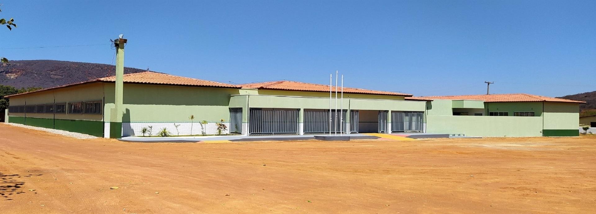 INAUGURAÇÃO DA NOVA ESCOLA MUNICIPAL BARÃO DE SÃO TIMÓTEO
