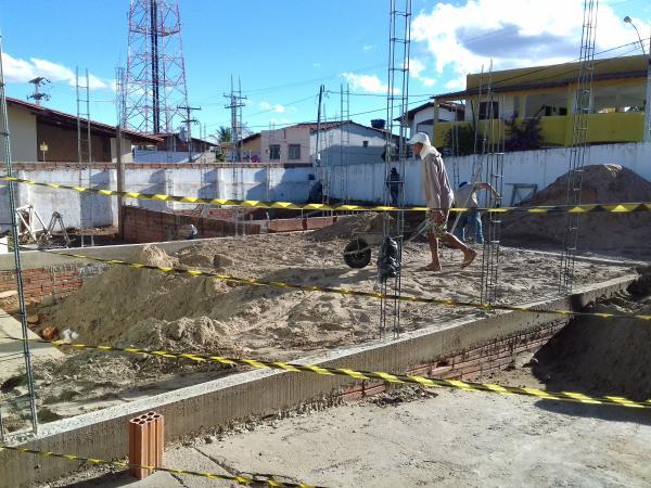 EDUCAÇÃO: Escola Municipal Lélis Piedade recebe reforma e ampliação.