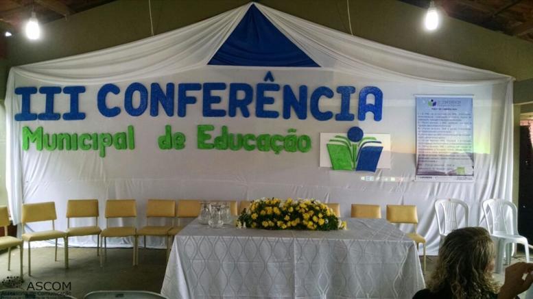 III Conferência Municipal de Educação