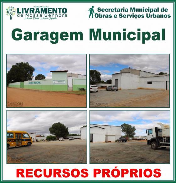 Garagem Municipal