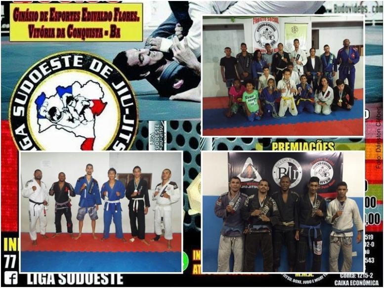 Equipes de Jiu-Jitsu Livramentense recebem apoio da prefeitura e são destaques em campeonato da Liga Sudoeste em Vitória da Conquista .
