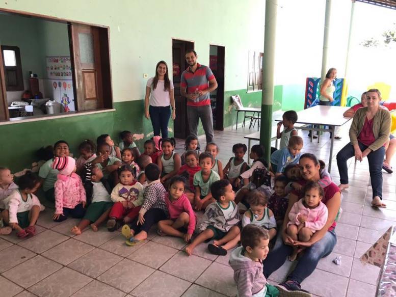 Nasf : realiza  programa Saúde nas Escolas