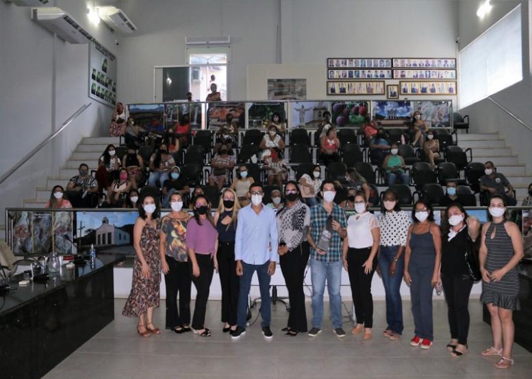 PALESTRA: COMO ADMINISTRAR O ORÇAMENTO FAMILIAR - CRAS TAQUARI