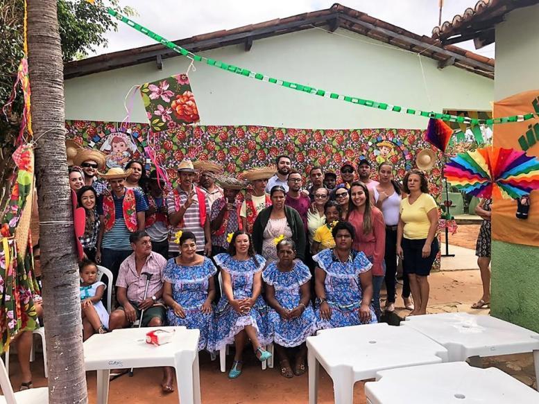 SÃO JOÃO 2019 - CAPS