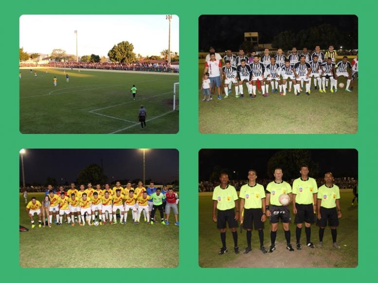 SEMIFINAIS DO CAMPEONATO RURAL DE 201