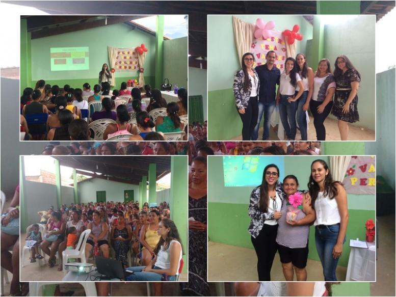 Social :  realizada Palestra de caráter não Continuada na comunidade da Barrinha