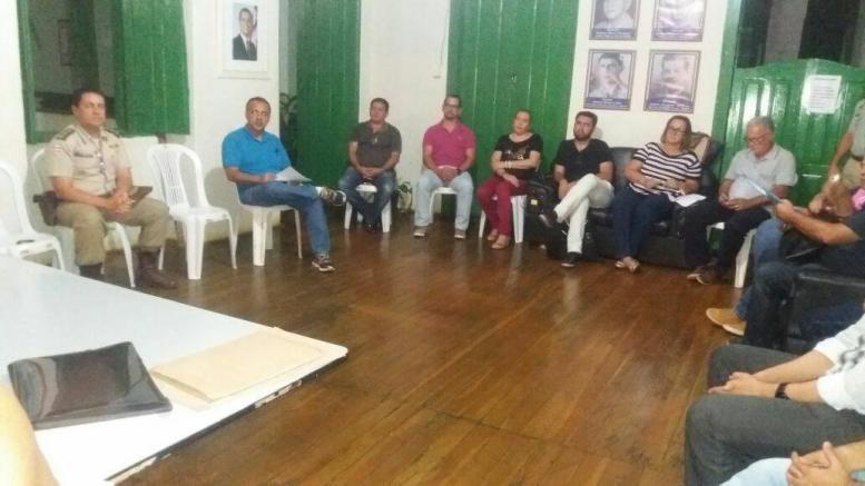 REUNIÃO DO CONSELHO MUNICIPAL