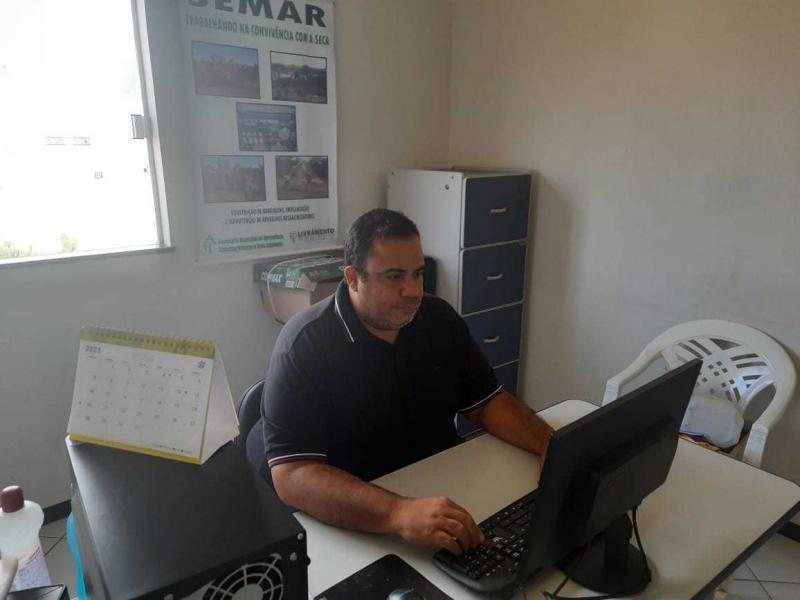 Ricardo Juvelino Farias Ribeiro